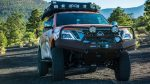 Nissan Patrol (Armada) получил самую экстремальную, внедорожную версию