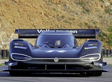 В Volkswagen сконструировали гоночный электрокар с минимально возможной массой