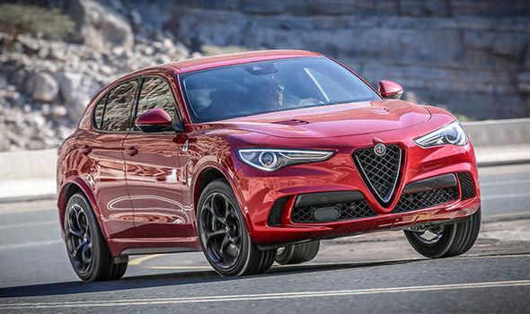 Alfa Romeo SUV 2018