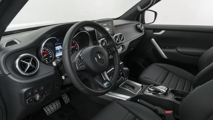 Тюнинг-ателье Brabus доработало пикап Mercedes-Benz X-Class