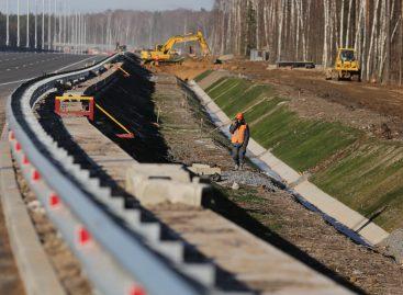 Подмосковные дорожники начали ремонт дорог в максимально короткие сроки