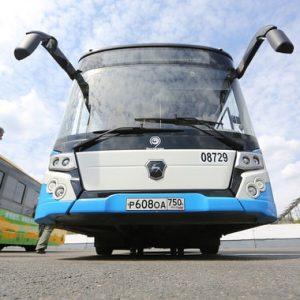 ГАЗ и КАМАЗ поставят электробусы для Москвы