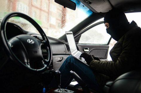 Самыми угоняемым по итогам трех месяцев автомобилями стали Hyundai, Toyota и Kia