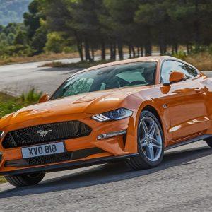 Ford разместил видео о своем новом Mustang