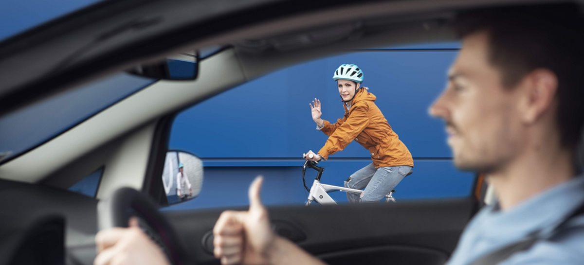 Ради гармонии на дороге автомобилисты стали велосипедистами