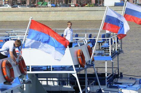 Пассажирская навигация по трём водным маршрутам запущена в Подмосковье