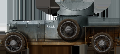 Бронеавтомобиль Rolls-Royce