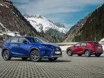 Обновленный Lexus NX – первые впечатления за рулем