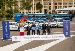Hyundai передала FIFA более 500 автомобилей