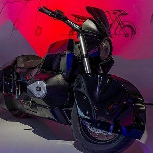 Чемезов рассказал о работе над мотоциклом проекта Кортеж