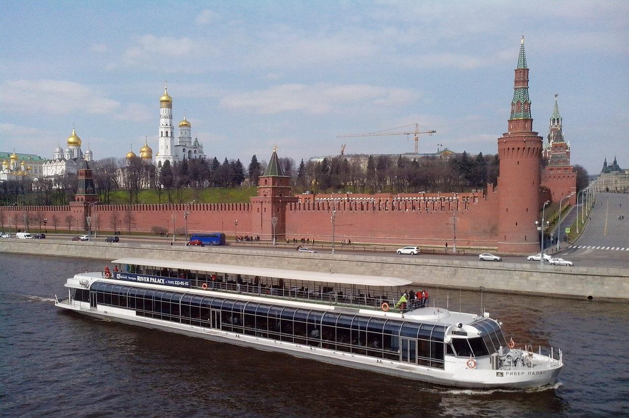 В Москве могут появиться новые пассажирские речные маршруты