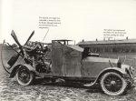 Sizaire-Berwick – бронеавтомобиль с пропеллером