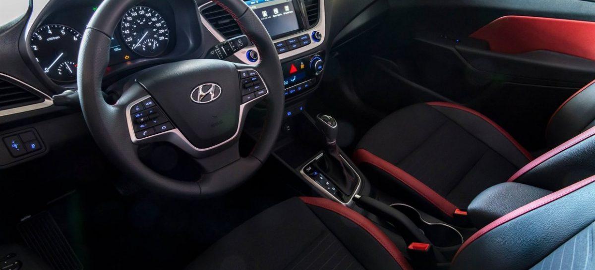 На корейском рынке появился Hyundai Accent  в кузове седана и хетчбэка