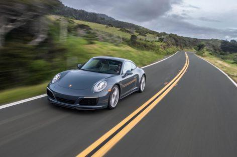 Столичный каршеринг получит элитные Porsche