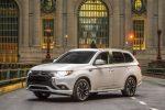 Новый Mitsubishi Outlander обзаведется платформой от Nissan Rogue
