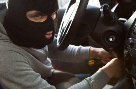 Задержана банда угонщиков премиальных автомобилей