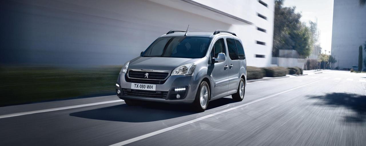 Peugeot Partner Tepee 2018