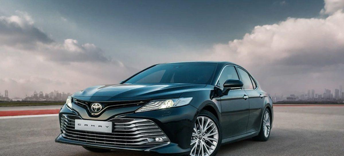Зачем Toyota еще раз запустила производство новой Camry в России