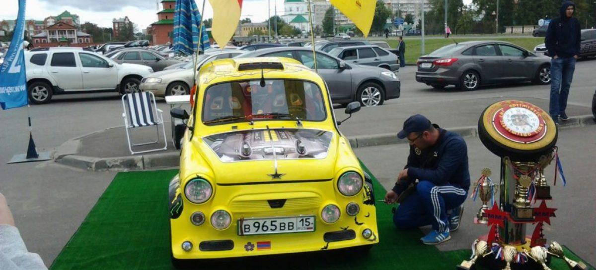 Тюнингованный Запорожец из Владикавказа стал призером чемпионата Европы