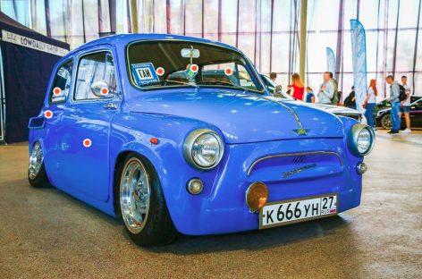 «Авто Тюнинг Шоу 2018»: нет предела совершенству