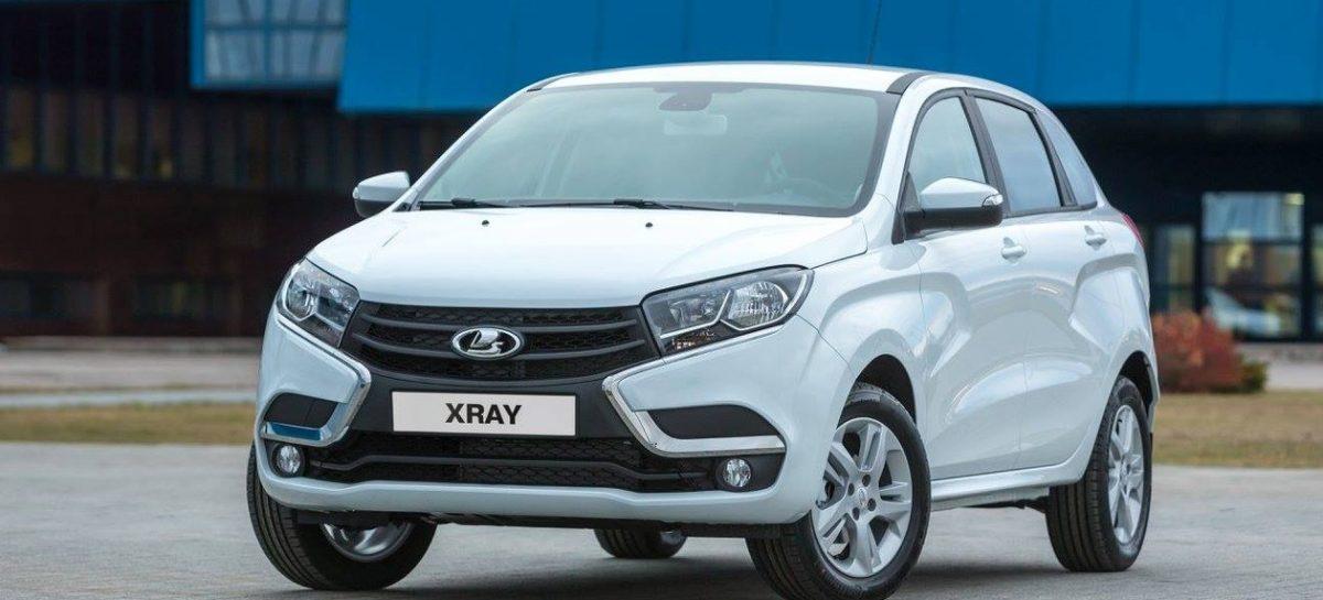 АвтоВАЗ отправит в ремонт более семи тысяч хэтчбеков Lada XRay