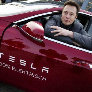 Илон Маск выкупил акции Tesla почти за 25 млн долларов