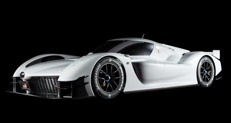 Прототип GR Super Sport Concept
