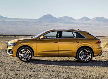 Audi выпустит конкурента Range Rover