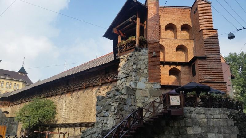 Старая новая крепость