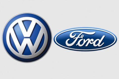 Volkswagen и Ford объявили о создании альянса