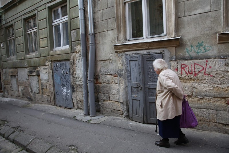 Западная Украина очень разная