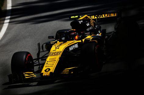 Команда Renault набирает очки в Монреале