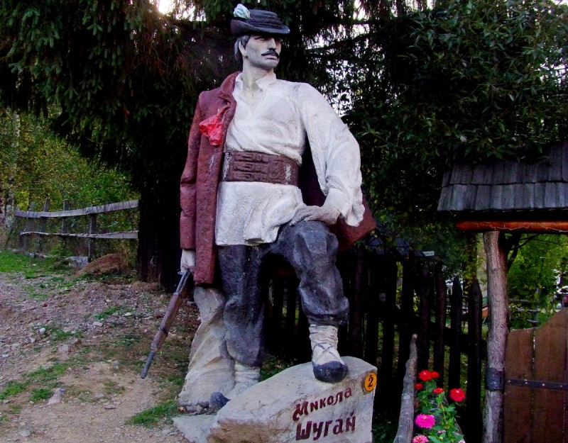 Закарпатский народный герой