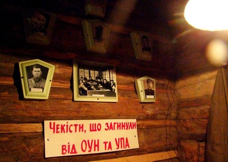 Экспонаты в музее-мемориале
