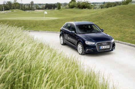 Audi интегрирует e-tron с домашней инфраструктурой