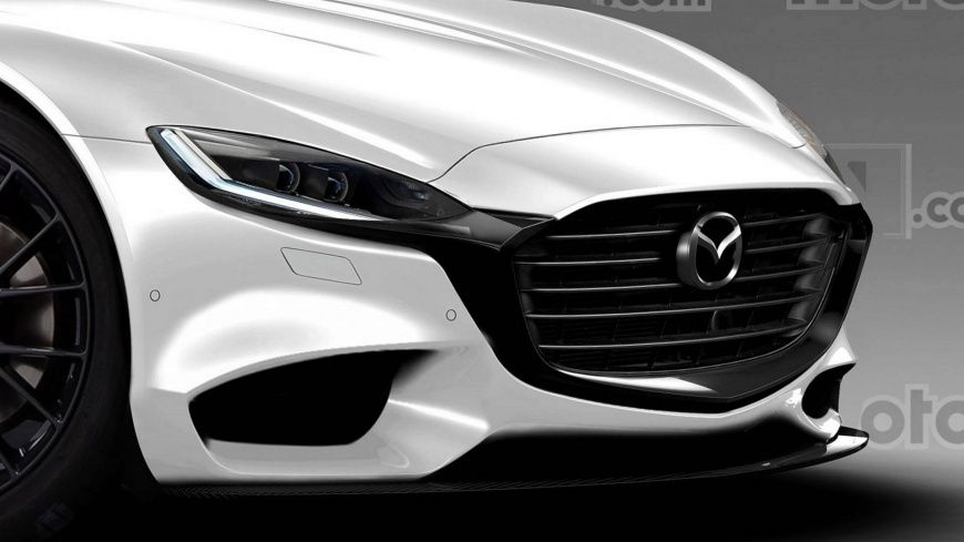 Mecrfkbcnsq кузов купе Mazda RX-9