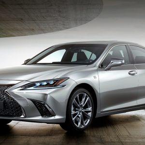 Новое поколение Lexus ES появится на российском рынке осенью 2018 года