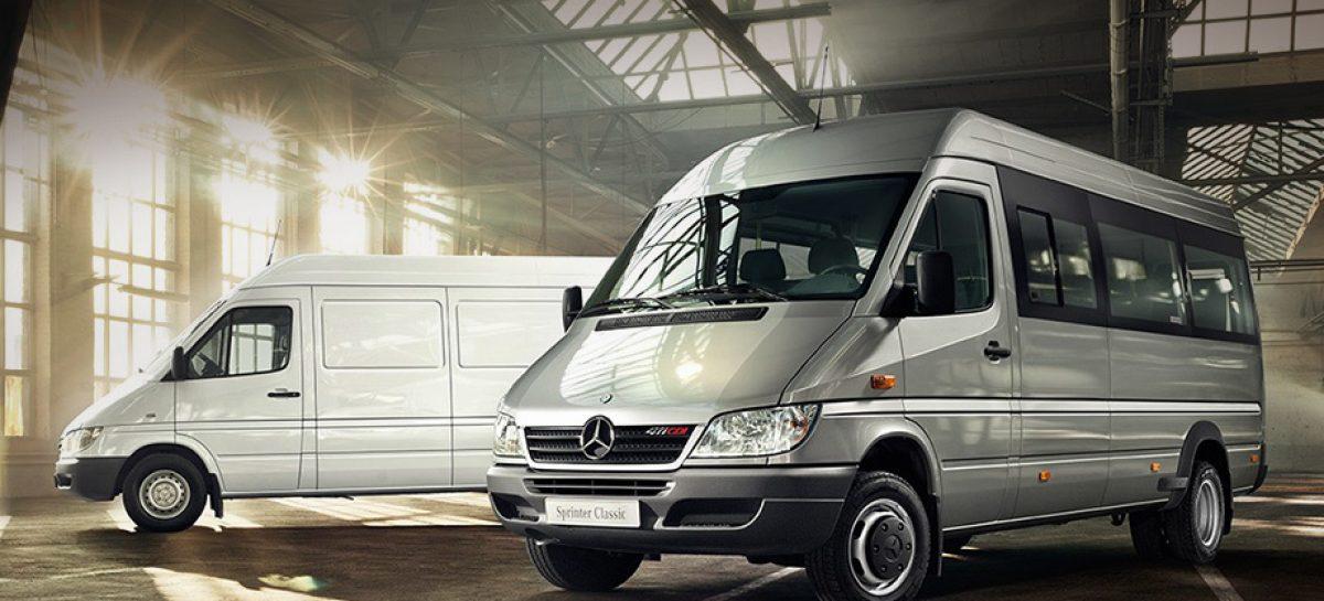 Mercedes-Benz подвели болты