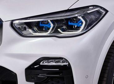 BMW X5: чёткий дизайн и эксклюзивный интерьер
