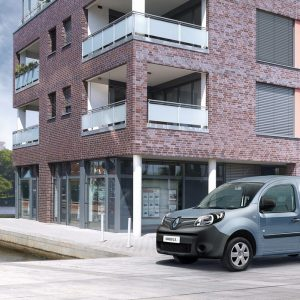 Запас хода нового Renault Kangoo Z.E. 33 увеличен на 100 км