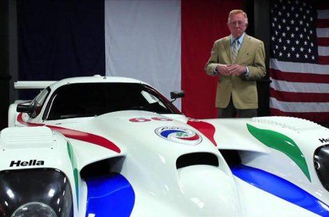Автомобили Panoz получат самовосстанавливающуюся краску