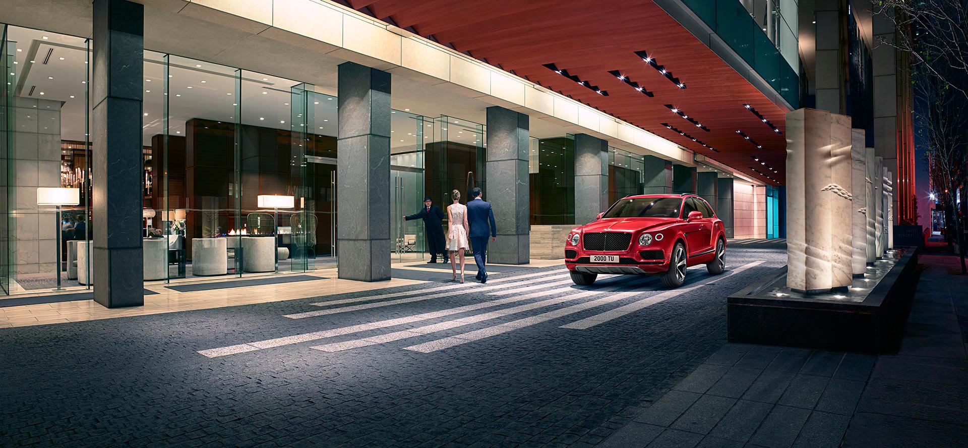 Настройки Bentayga V8: от плавности лимузина до точной реакции спорткара