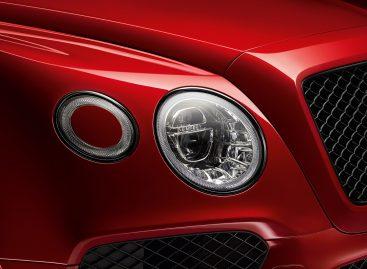 Bentley Bentayga V8 теперь на российских дорогах