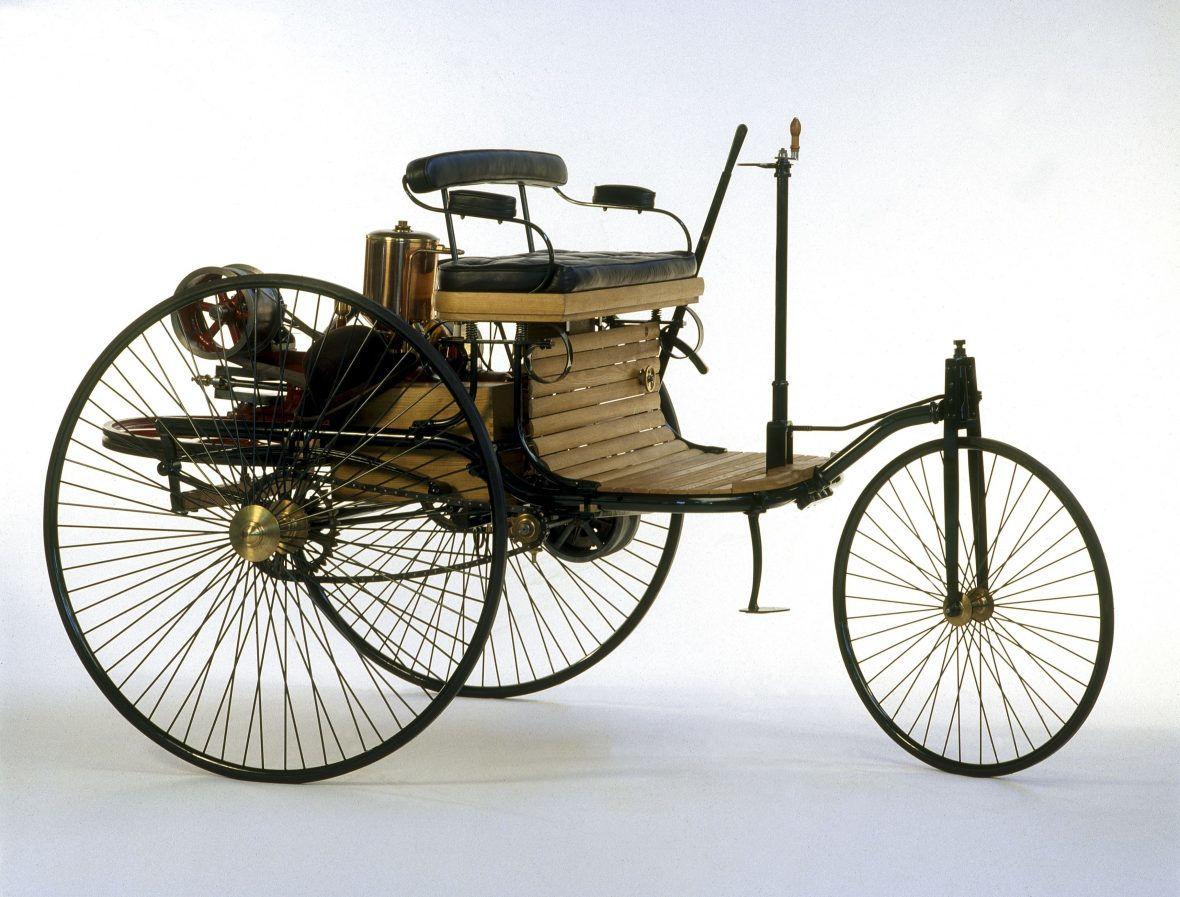 Реплика Benz Patent Motoreagen