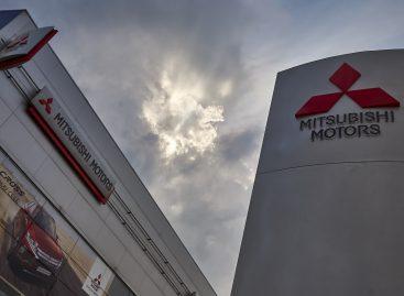 Результаты продаж Mitsubishi Motors в Европе