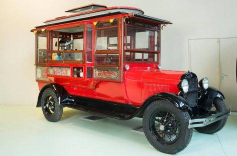 Самая большая в мире частная коллекция классических Ford продана с аукциона