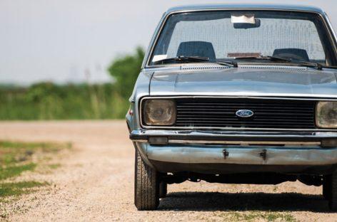 Старый Ford выставили на аукцион за $300 тыс.
