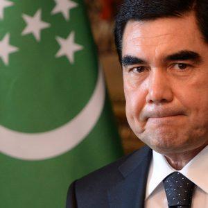 Президент Туркменистана дрифтует на Nissan 370Z
