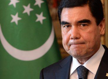 Перед визитом президента туркменский Дашогуз зачистят от темных машин