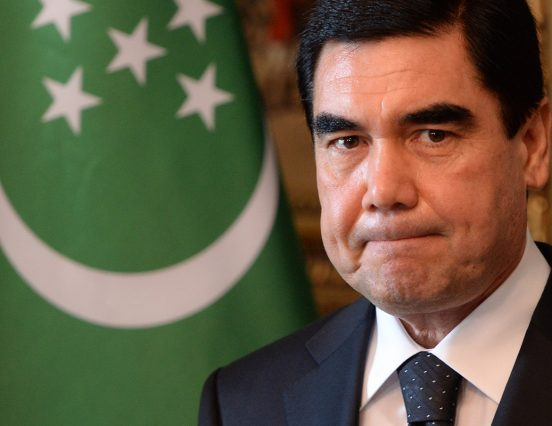 Президент Туркменистана собрал внедорожник по своим чертежам